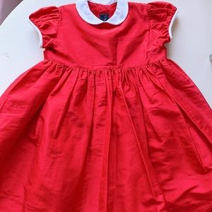 Oscar de la renta girl dress